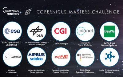 Copernicus Masters 2019