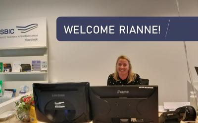 Welcome Rianne!