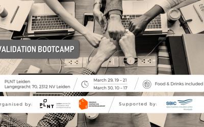 Validation Bootcamp at PLNT Leiden 🍃