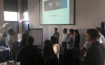 Copernicus Hackathon 2018