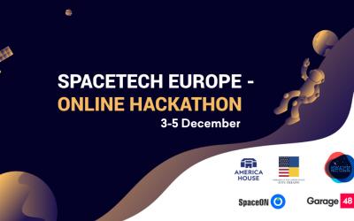 SpaceTech Europe Online Hackathon (Dec 3-5)