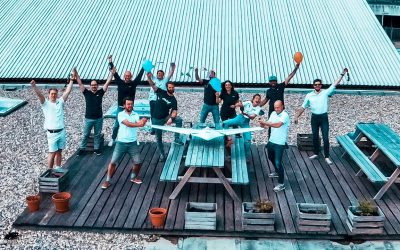 ESA BIC Noordwijk alumnus AVY wins 2020 Blue Tulip Award Mobility