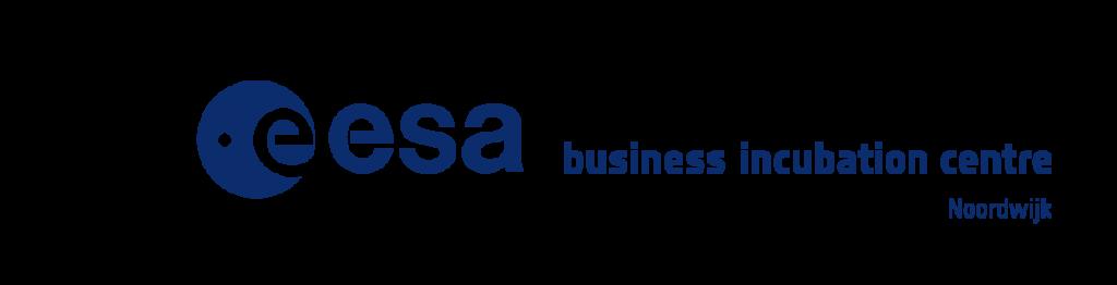 ESA BIC Noordwijk logo horizontal