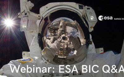 ESA BIC Q&A (webinar) – Sep 24