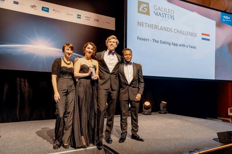 Feverr Galileo Masters NL Prize 2019