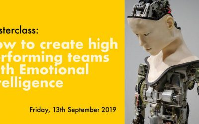 Masterclass High Performing Teams – with a NASA astronaut (Sep 13)