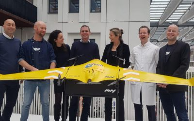 AVY partners up in medical drone service consortium