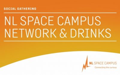NL Space Campus: Network & Drinks (Oct 28) – PHYSICAL EVENT