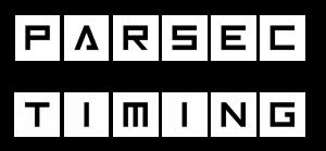Parsec Timing logo