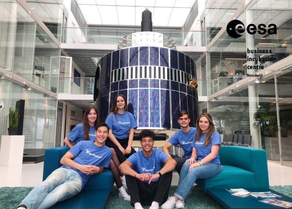 Reef Support ESA BIC Noordwijk