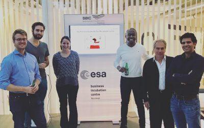 ESA BIC Noordwijk alumnus SkyfloX new technical partner to our community