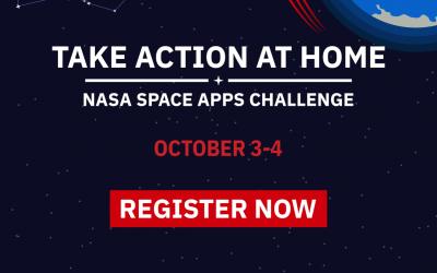 NASA International Space Apps Challenge (Oct 3-4)