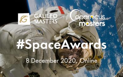 #EUSpaceWeek: Space Pitches & Space Awards (7/8 December)
