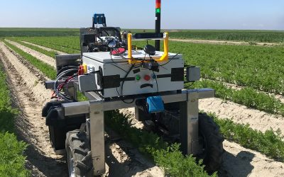 Trabotyx receives 460.000 euro in funding to bring its farming robot to market