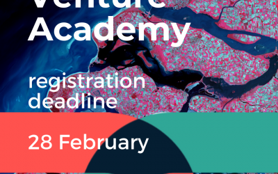 Accelerate your Earth Observation business in the Venture Academy EO track